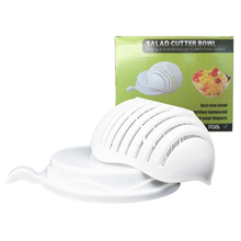 Edenware upgraded salad cutter bowl with washer