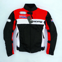 Summer Motorcycle Riding Jacket For Honda Off-Road Mesh breathable protective clothing Coat with Protector jersey motocross moto riding tribe motorcycle jacket racing jaqueta clothing motocross off road riding coat summer breathable mesh quick dry jackets