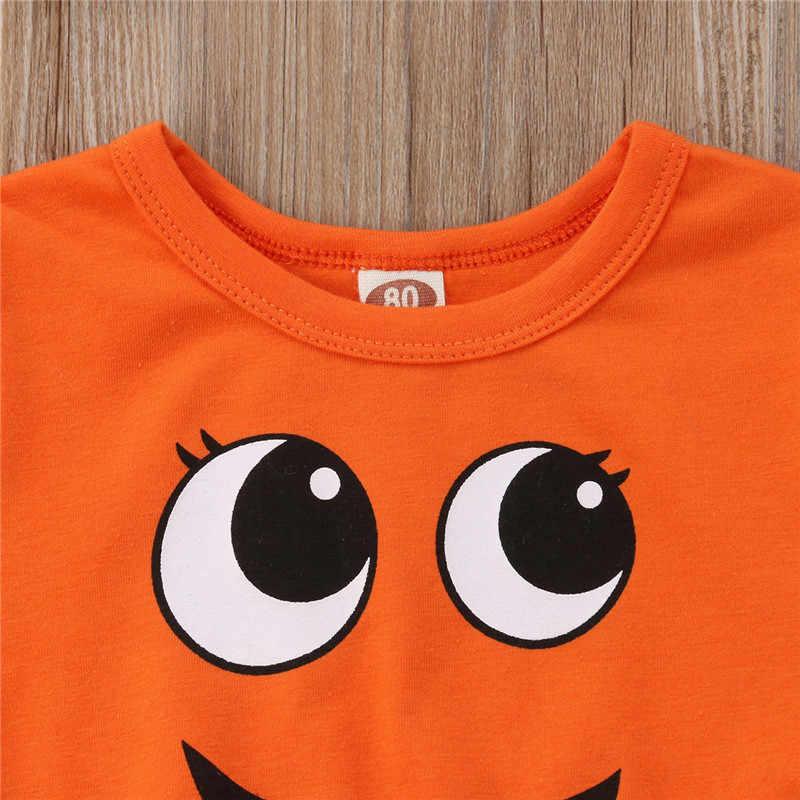 Поп для новорожденных девочек шарф для Хэллоуина пачка тюль платье праздничная одежда сарафан короткий рукав бант милый желтый мультфильм платья