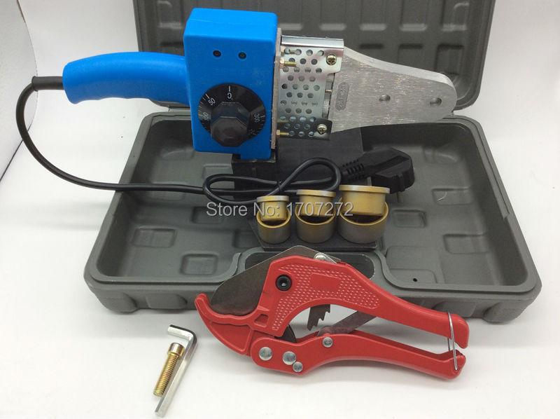 Doprava zdarma Svařovací stroj PPR s řízenou teplotou, - Svářecí technika - Fotografie 5