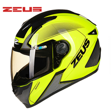 ZS-811 Full face motorcycle helmet Motocross motorbike helmets professional racing moto casco motocicleta capacete DOT Approved