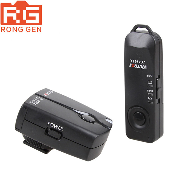 JY 120 2.4 GHz Sans Fil télécommande Déclencheur Pour SONY a900 a850 a700 a550 a500 a350 a300 a200 a100 a99 a77 65 a55 a33