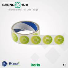 10pcs/pack Dia30mm Near Field Read Range HF NFC Tag FM08 Customized Design RFID NFC Sticker for Bluetooth Epayment(China)