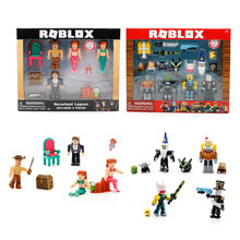 Roblox Game Characters Figurines 7-8cm #3748 Action Figures PVC Doll Collection Model Toys Gifts(China)