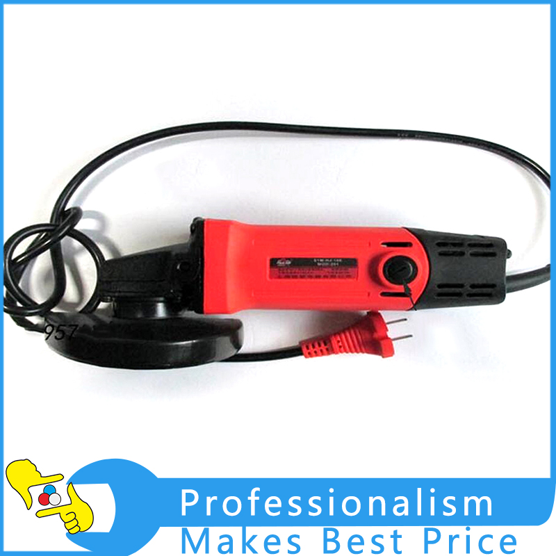 High Quality Electric Angle Grinder Power Tool 220V 680W electric power tool angle grinder spiral