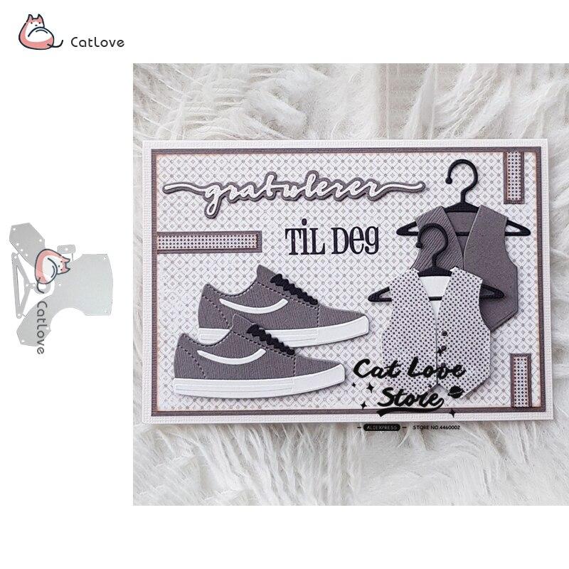 Cloth Metal Cutting Dies Embossing Stencils Die Card Paper Craft Scrapbooking