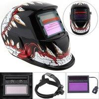 Kaynak Araçları Ayarlamak Güneş Otomatik Kararan TIG MIG Taşlama Kaynak Kask/Yüz Maskesi/Elektrik Kaynak Maskesi