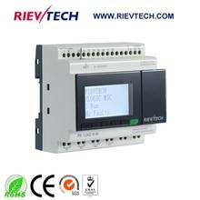Ethernet PLC, идеальное решение для дистанционного управления и мониторинга и тревожных приложений, встроенный Ethernet возможность PR-12AC-R-N