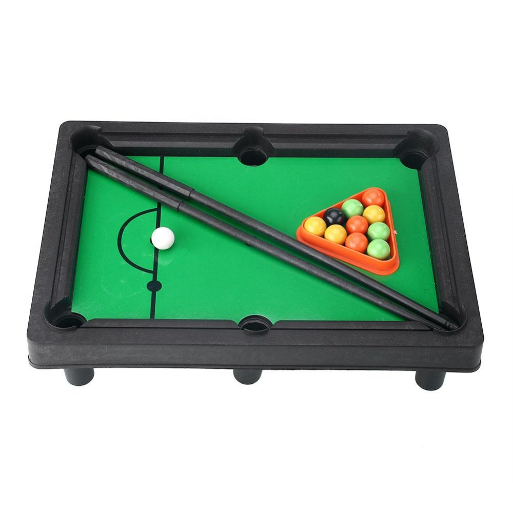 Yoyo Kids Mini Tabletop Pool Table Game Billiards Toys Easy To Assemble  Creative Gift(China