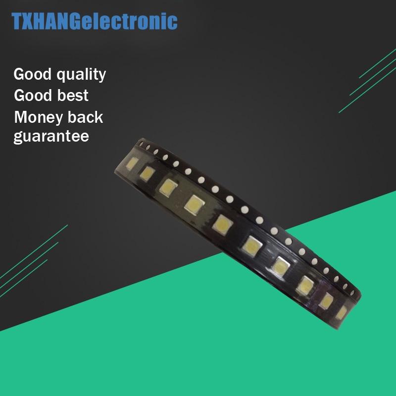 50PCS/Lot For LG SMD LED 3535 6V Cold White CHIP-2 2W For TV/LCD Backlight TV Application
