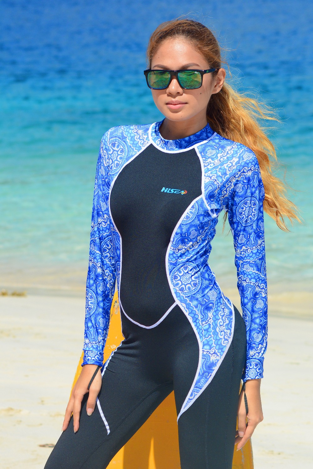 diving suit long sleeved  wetsuit sunscreen swimsuit shorts body surfing snorkeling j driving pants cloth