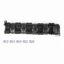 M штампы для гидравлических труб обжимные инструменты M12, M15, M18, M22 и M28, применимы для медных и Al фитингов давления Ttube плесень