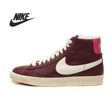 D'origine NIKE BLAZER MID SUEDE VINTAGE Femmes de Planche À Roulettes Chaussures sneakers(China (Mainland))