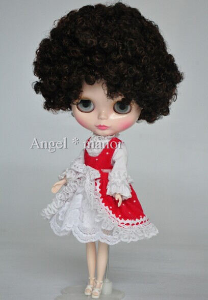 Free shipping,Nude blyth doll brown1 hair, Valentine's day present,Christmas present,For Girl's Gift