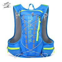 Tanluhu 15L Hydration Backpack Jogging Sport Vest Waist Pack Trail Running Bag Climbing Running Hiking Cycling