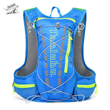 Tanluhu 15L Hydration Backpack Jogging Outdoor Sport Vest Trail Running Bag Climbing Running Backpack Hiking Cycling Rucksack