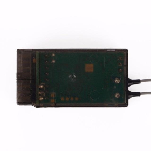 S603 6CH 2.4GHz DSM-X DSM2 Spread Receiver For JR Spektrum Dx5e Dx6i Dx7s Dx8