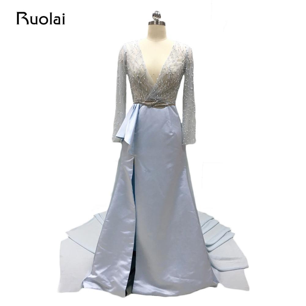5b92d99e9a2c399 CEEWHY винтажное вечернее платье бальное платье с вышивкой Вечерние платья  из бисера ...