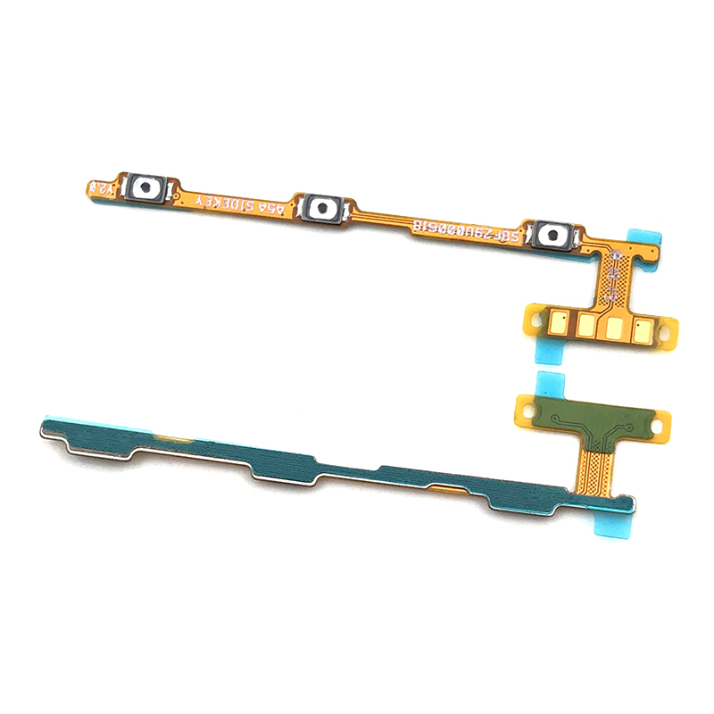 New Volume Button Power Switch On Off Button Flex Cable For <font><b>Alcatel</b></font> <font><b>5</b></font> 5086A <font><b>5086Y</b></font> 5086D Replacement Parts image