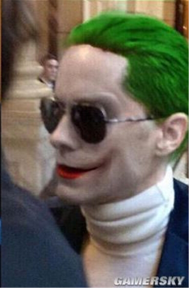 Suicide Squad Batman Joker Jared Leto Cosplay Wig Green Short Straight Wig Hair Party Halloween Costume Wigs + Cap on Aliexpress.com   Alibaba Group  sc 1 st  AliExpress.com & Suicide Squad Batman Joker Jared Leto Cosplay Wig Green Short ...