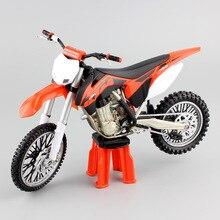 1:12 Scale Automaxx KTM 450 SX F SXF 2013 Supercrossแข่งMoto Cross Enduro MotoรีไซเคิลDiecast Moto Dirt Bikeของเล่นแบบจำลอง
