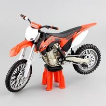 1:12 schaal automaxx KTM 450 SX F SXF 2013 Supercross racing moto cross enduro moto rcycle Diecast Model moto dirt bike speelgoed Replica