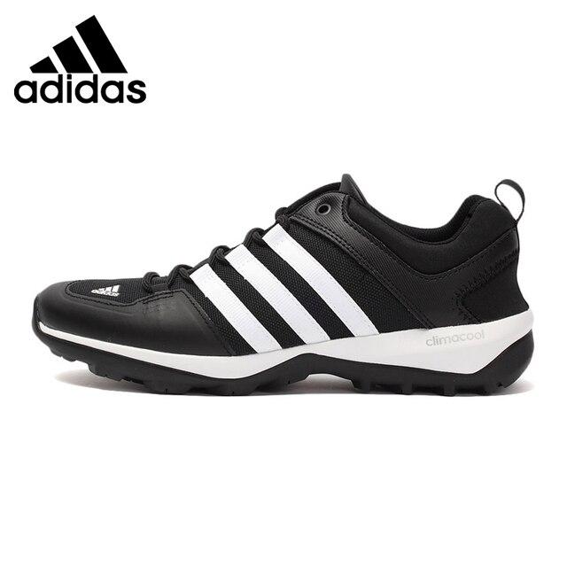 4a986c822f6 Original Nova Chegada 2018 Tênis Para Caminhada dos homens Sapatos Ao Ar  Livre Tênis Esportivos Adidas
