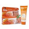 Laoshiya cara y cuerpo crema para blanquear las pecas piel áspera 50 ml/unids 3 unids/lote oscuro