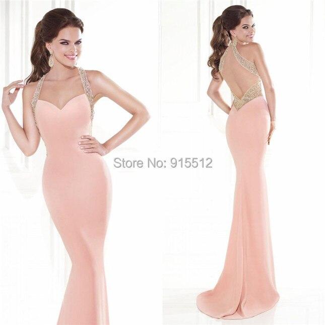 liberar información sobre una gran variedad de modelos outlet(mk) Imagenes de vestidos largos escotados – Vestidos populares 2019