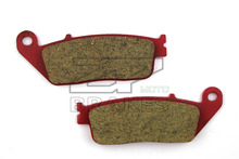 Motorcycle Parts Brake Pads For HONDA SW T 400 Scooter 2009 2014 Rear OEM New Red