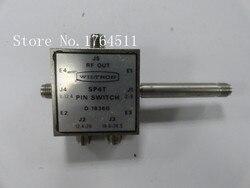 [BELLA] Der lieferung von WILTRON D-18360 einpolige vier werfen RF-2-26,5 GHz 2,92 MM leiter