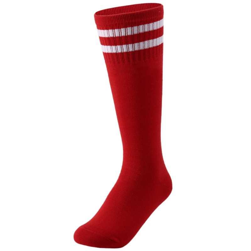 Детские профессиональные футбольные носки; однотонные футбольные носки до колена; ZT