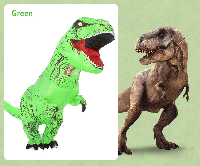 inflatable dinosaur costume-15
