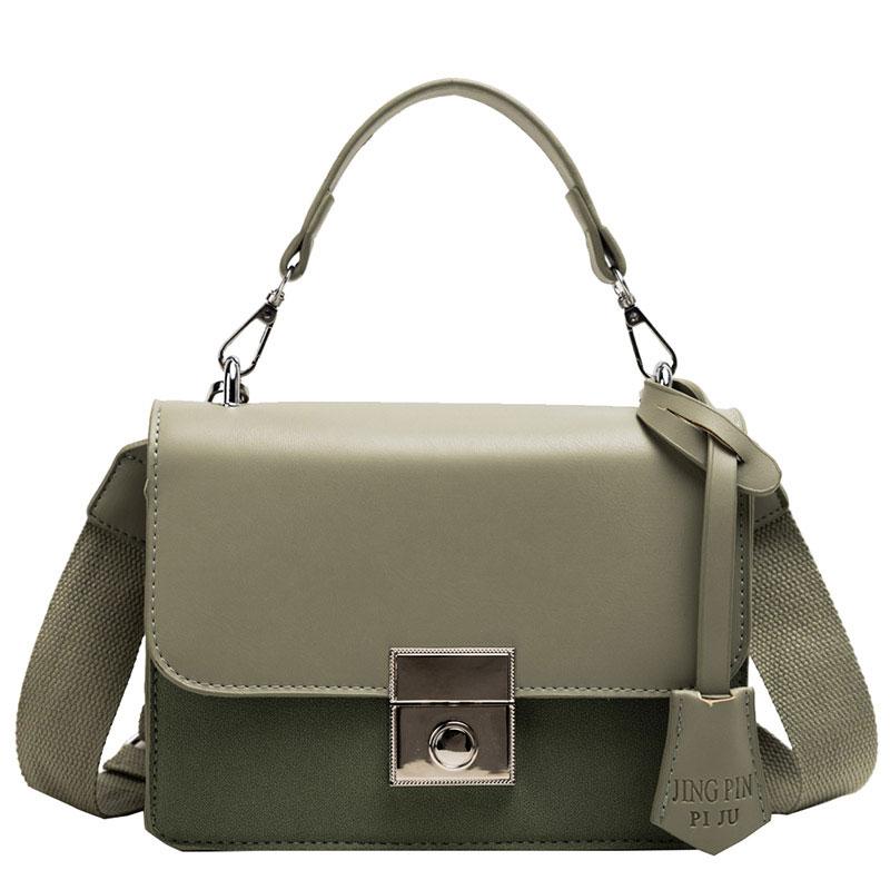 194f848b2ff US $15.18 5% OFF|Elegant Female Casual Tote Bag 2019 Fashion New Quality PU  Leather Women's Designer Handbag Lock Travel Shoulder Messenger bags-in ...