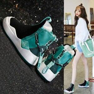 CAMTOO Shoes Women Fashion Vul