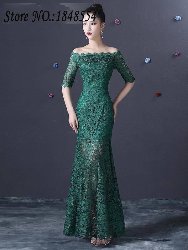 Hermosa Vestido De La Dama De Honor Verde Esmeralda Ideas - Vestido ...