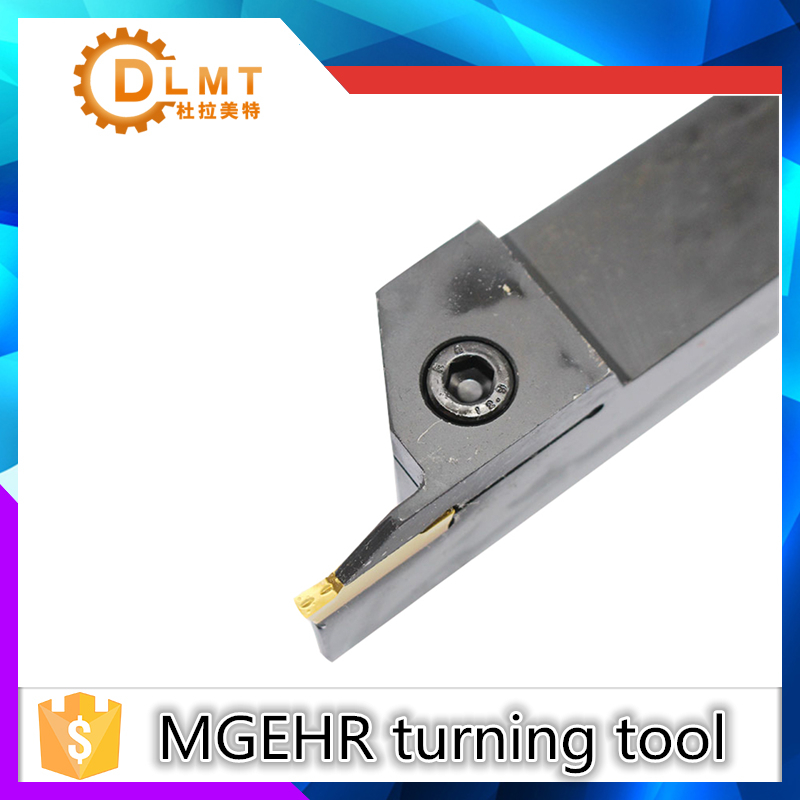 1P MGEHR1010-1.5 Grooving boring bar tool Holder CNC with+10P MGMN150