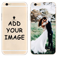 Custom Gepersonaliseerde uw Foto patroon beelden Hard Telefoon Case Cover Voor iPhone 11 Pro Max 6 7 8plus 5 4 X XS XR XSMax Coque(China)