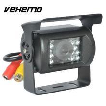 18 LED Ad Infrarossi IR Bus Rear View Camera Inverso Dell'automobile di Visione Notturna Impermeabile