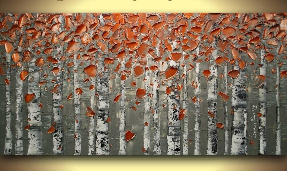 Modern Textured Oil Paintings Online Shopping | Modern ...
