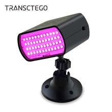 48 LED Stroboflash Disco Light Multicolour DMX RGB Laser Light Stage Lamp DJ For Disco KTV Club Home Party Strobe Stage Light