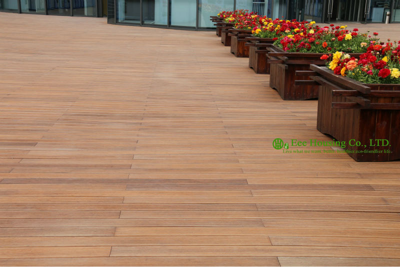 Hot Sale Bamboo Floors,Outdoor Bamboo Decking For Sale, Carbonized Color Outdoor Strand Woven Bamboo Decking