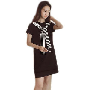 f11fa6347e Liva girl 2018 Mini Dresses Shirt Party Sexy Korean Women