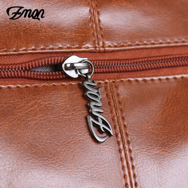 ZMQN Vintage PU Leather Handbags