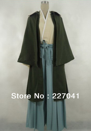 Axis Powers Hetalia Japan Kimono with cloak cosplay costume Free Shipping
