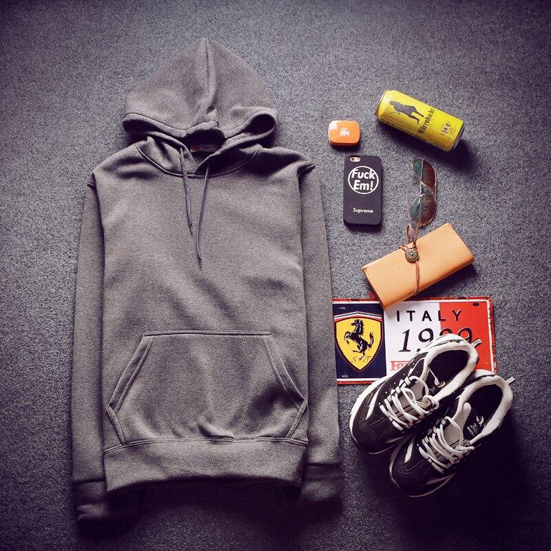 Осень 2017 г. поступление с капюшоном мужская толстовка теплая Повседневная носит Bape мужчины платье с капюшоном спортивный Active верхняя одежд...