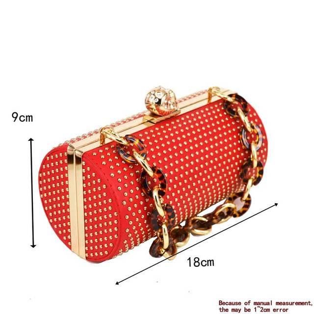 Cylinder Shaped, Shoulder Bag