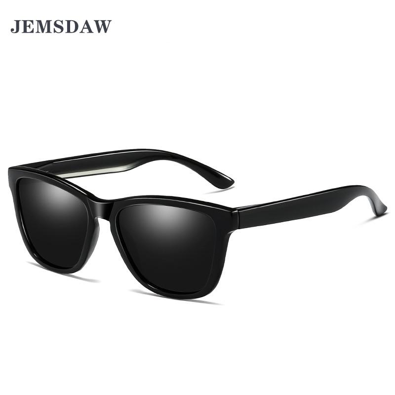JEMSDAW 2019 New Classic Fashion Men 39 s Retro Polarized Circle Sunglasses and Women 39 s Fashion Brilliant Sunglasses UV400 in Men 39 s Sunglasses from Apparel Accessories