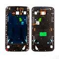Черный Ближний Знака Рамка Рамка Корпуса Для Motorola Moto X 2nd Gen 2014 XT1097