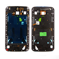 Black Middle Plate Frame Bezel Housing For Motorola Moto X 2nd Gen 2014 XT1097